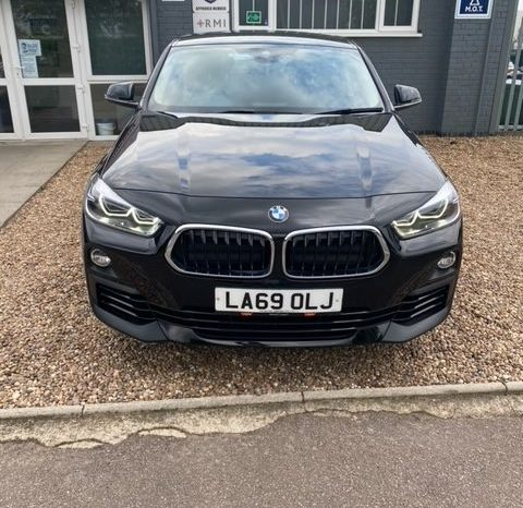 BMW X2 2.0 20i Sport DCT sDrive (s/s) 5dr 2020 Auto full